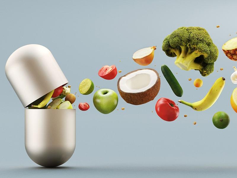 Deflanil antiossidanti frutta verdura